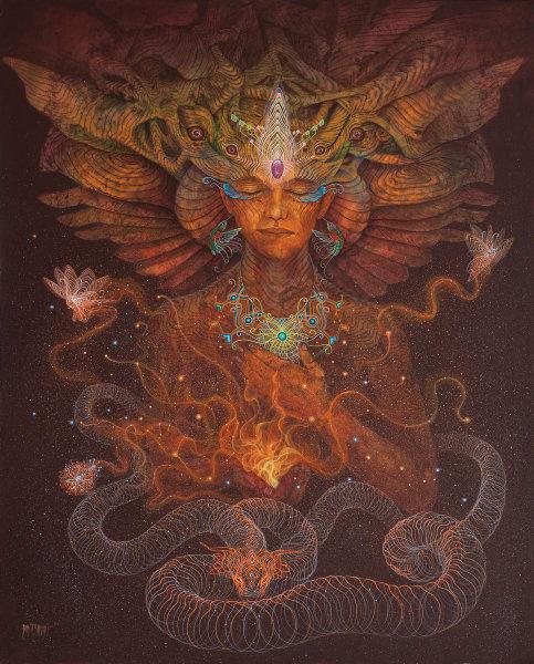 Visionary Art: Mythology, Magic, & Spirituality Prints