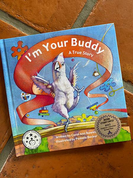I'm Your Buddy By Carol Ann Rowell | Big Vision Art + Design