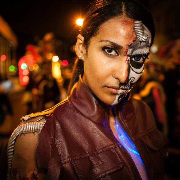 Bionic Woman Photography Art   Ed Lefkowicz Photography