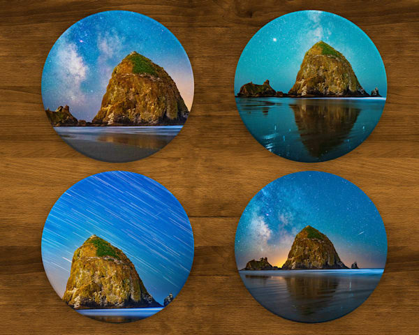 Cannon Beach Coasters | Call of the Mountains Photography