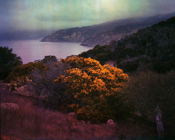 California Landscape Photography - Santa Cruz Island