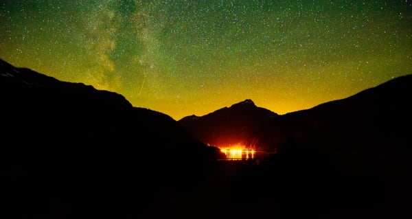 Airglow Diablo Photography Art   Call of the Mountains Photography