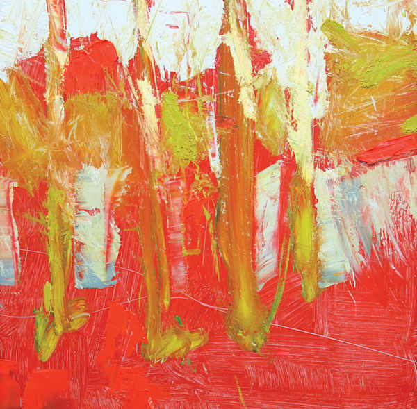 Lavelle Fine Artist | Trees In Red