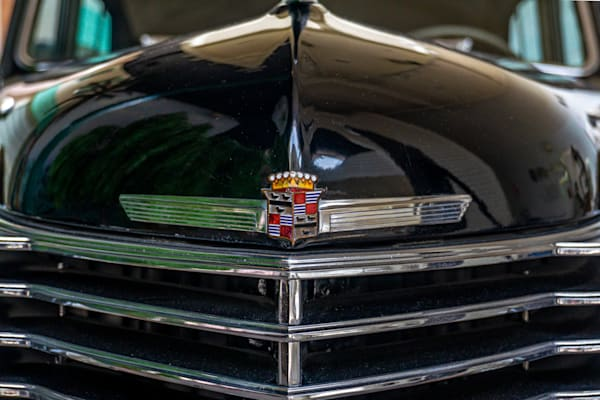 Cadillac Grill Photography Art | Ron Olcott Photography