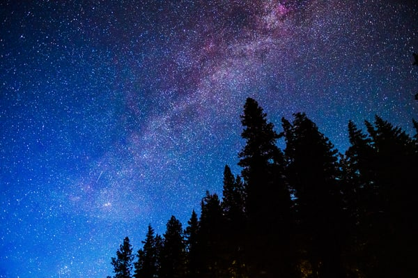 Summer Nights Photography Art | Call of the Mountains Photography