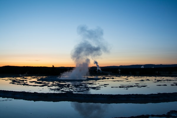 Valley Of Geysers Photography Art | Call of the Mountains Photography