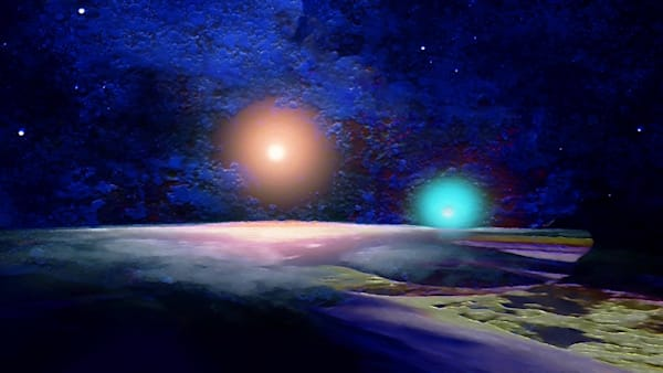 Distant Suns. Art | Don White-Art Dreamer