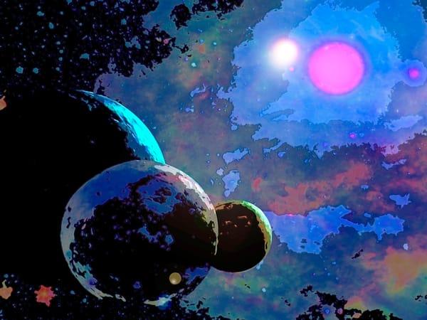 ...Tripleplanet Art | Don White-Art Dreamer