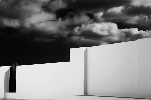 Gate And Sky Photography Art | Carol's Little World