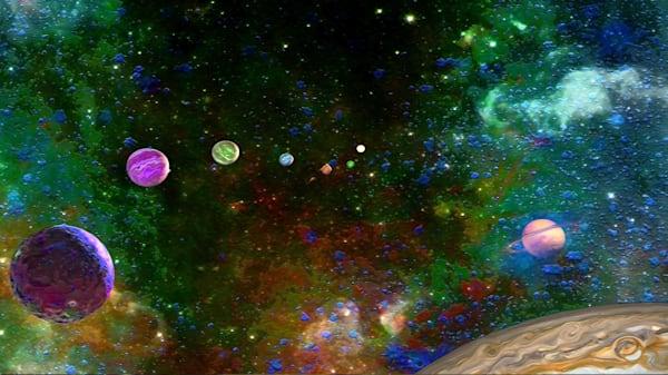 Parade Of Planets Art | Don White-Art Dreamer