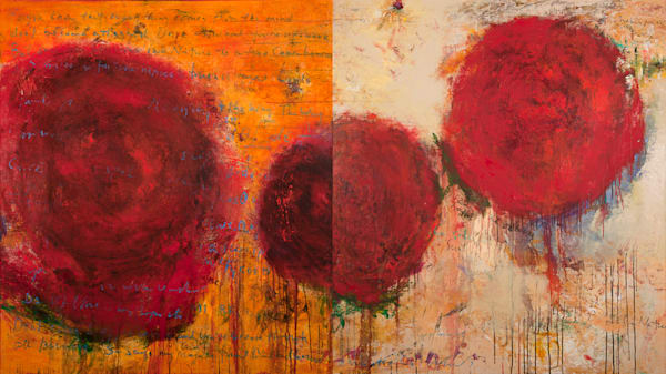 Dogen's Roses (Not One, Not Two) Art | Adam Shaw Gallery