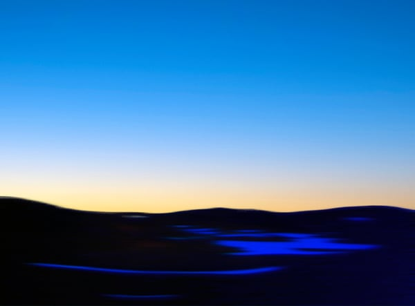 Sylvia Grinnell River In October Art | Maciek Peter Kozlowski Art