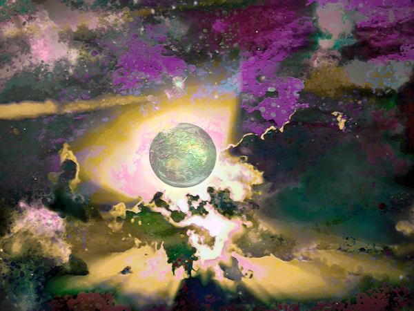 Niburu Art | Don White-Art Dreamer