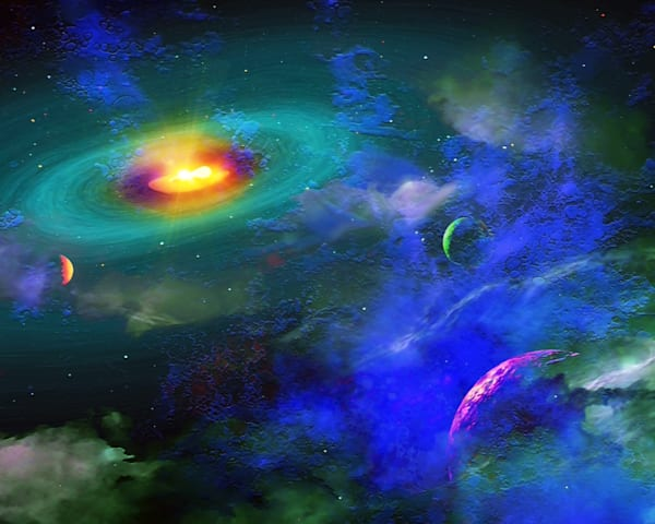.Event Horizon Art | Don White-Art Dreamer
