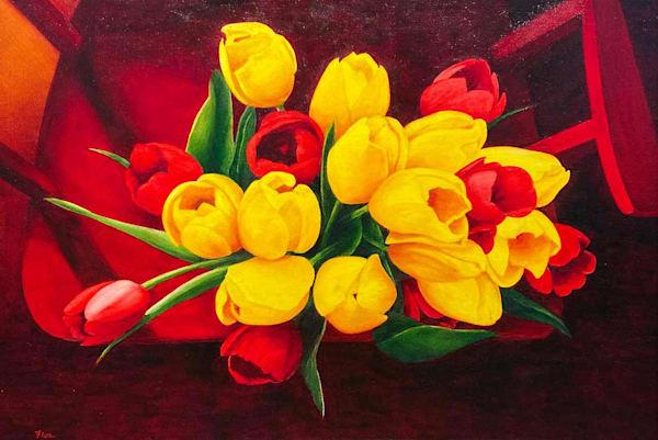 Tulips Art | Fountainhead Gallery
