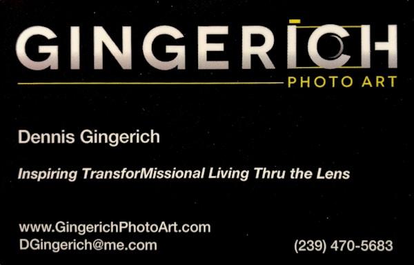 $1000 Gift Card | Gingerich PhotoArt