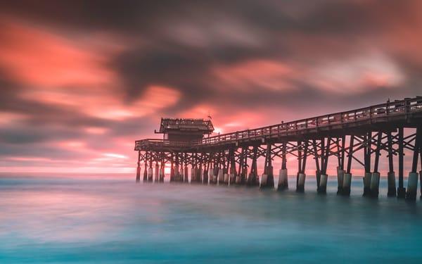 Cocoa Sunrise Surprise Photography Art | kramkranphoto