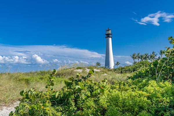 Cape Florida Light Photography Art | kramkranphoto