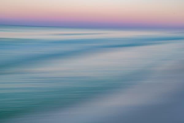 Beach Sunrise Abstract Photography Art | kramkranphoto