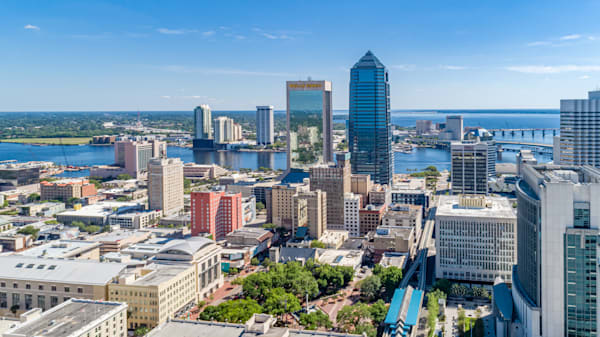 Jacksonville Aerial Magic Photography Art | kramkranphoto