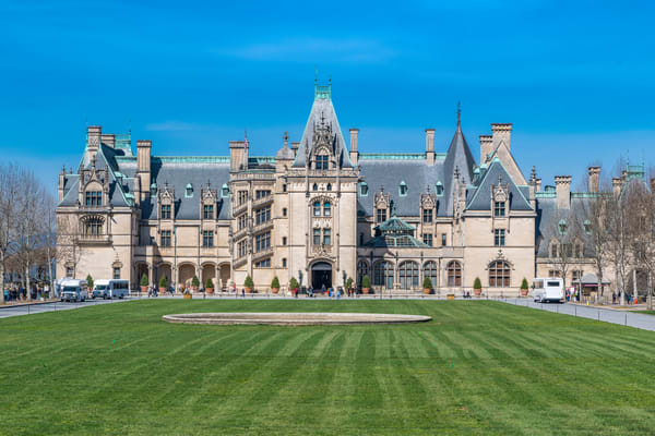 The Majesty Of Biltmore Photography Art | kramkranphoto