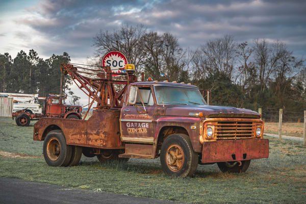 Keep On Truckin Photography Art | kramkranphoto