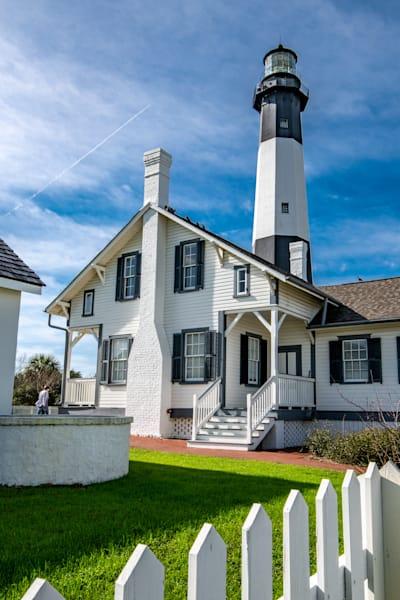 Tybee Island Lighthouse Photography Art | kramkranphoto