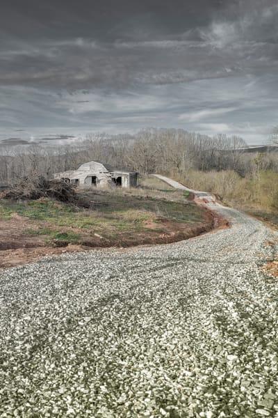 Follow The Farmhouse Road Photography Art | kramkranphoto