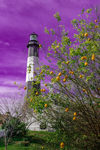 Tybee Island Light Photography Art | kramkranphoto