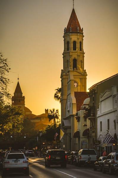 Historic Sunsets Photography Art | kramkranphoto