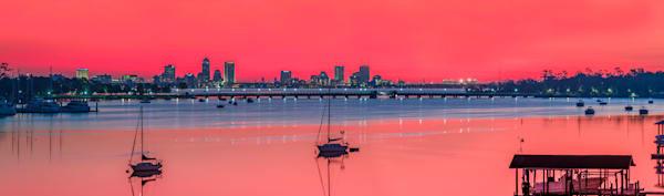 Ortega Sunrise Panoramic 2 Photography Art | kramkranphoto