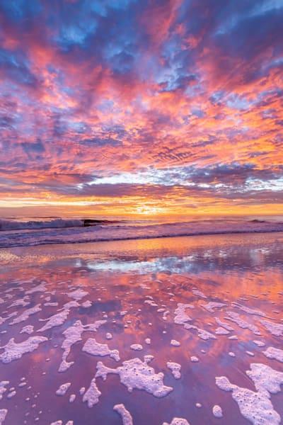 Atlantic Sunrise Photography Art | kramkranphoto