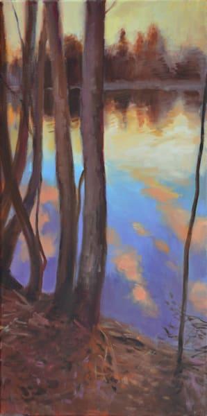 Hidden Lake Art | Adam Benet Shaw Studios
