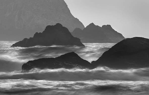 Rocks And Sea Stacks Photography Art | Charlotte Gibb Photography