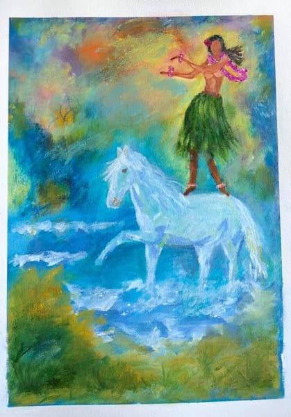Hula Horse 1