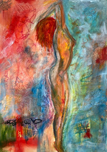 Nude Study 1 Art | paigedeponte