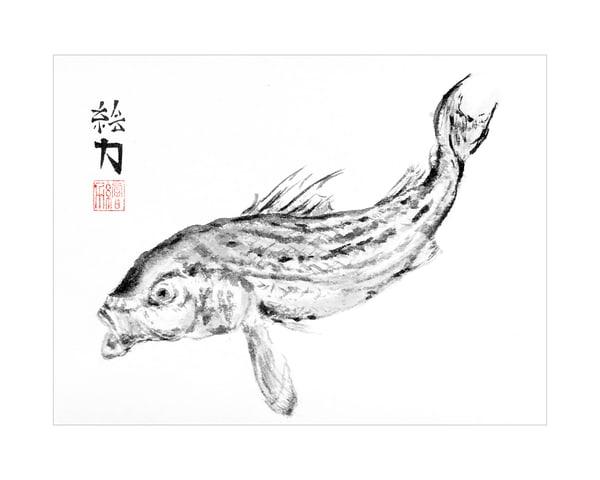 Fish One Art   HombretheArtist