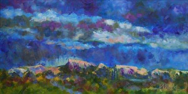 Mesa Verde Moods Art   Jan Thoreen Lewis Fine Art