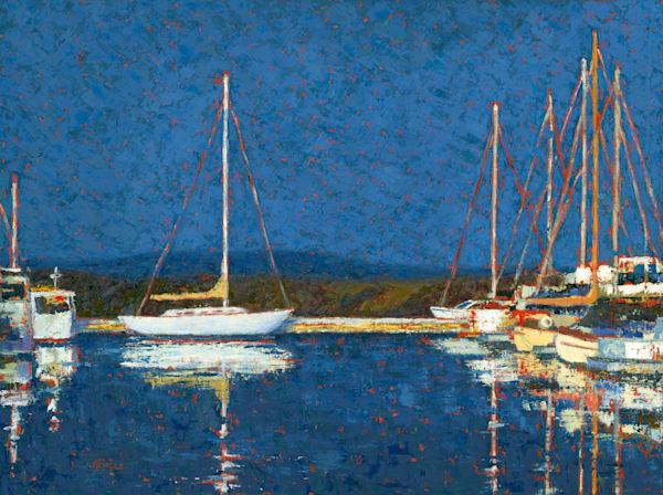 Last Kiss Of The Evening Sun Art | Friday Harbor Atelier