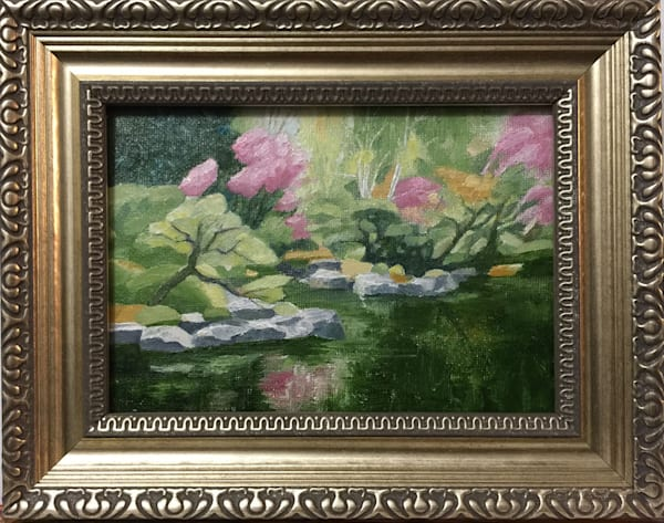 Denver Japanese Garden Art | Moore Design Group