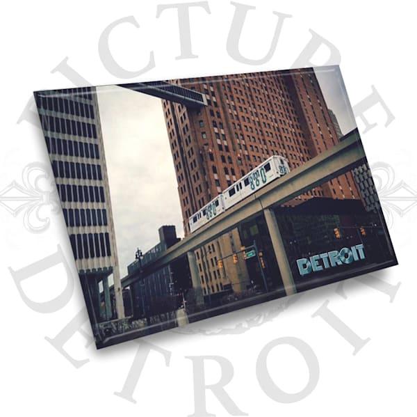 Detroit People Mover Guardian | Picture Detroit