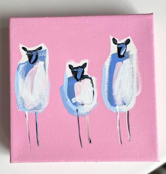 Mini Sheep Pinky | Lesli DeVito
