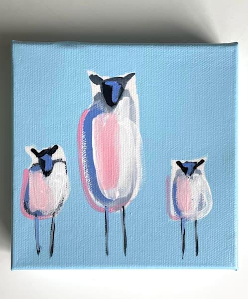 Mini Sheep Sky   Sold | Lesli DeVito