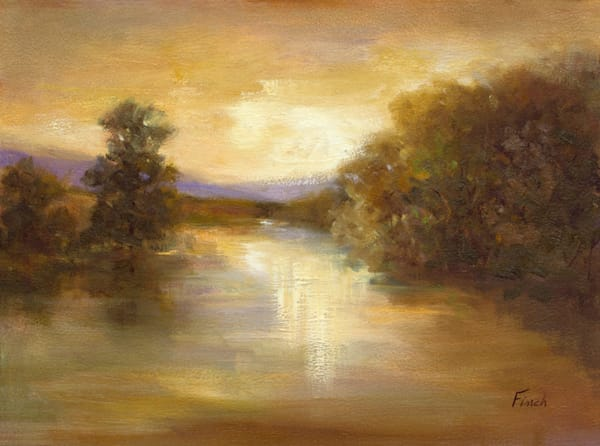 Sunset Glow by Sheila FInch