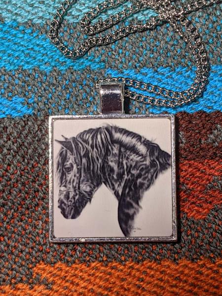 Odin Pendant And Necklace | Tohlakai Art