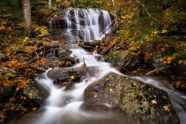 Smugglers' Golden Falls