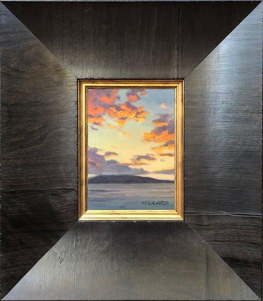 Maui Sky Original Oil Painting