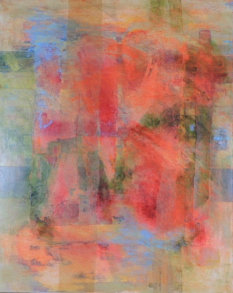 Sunset Row – Original Abstract Painting & Prints | Cynthia Coldren Fine Art