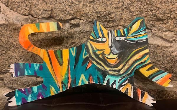 Tiger Cat Art | DuggArt
