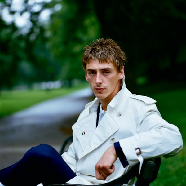 Paul Weller of The Style Council